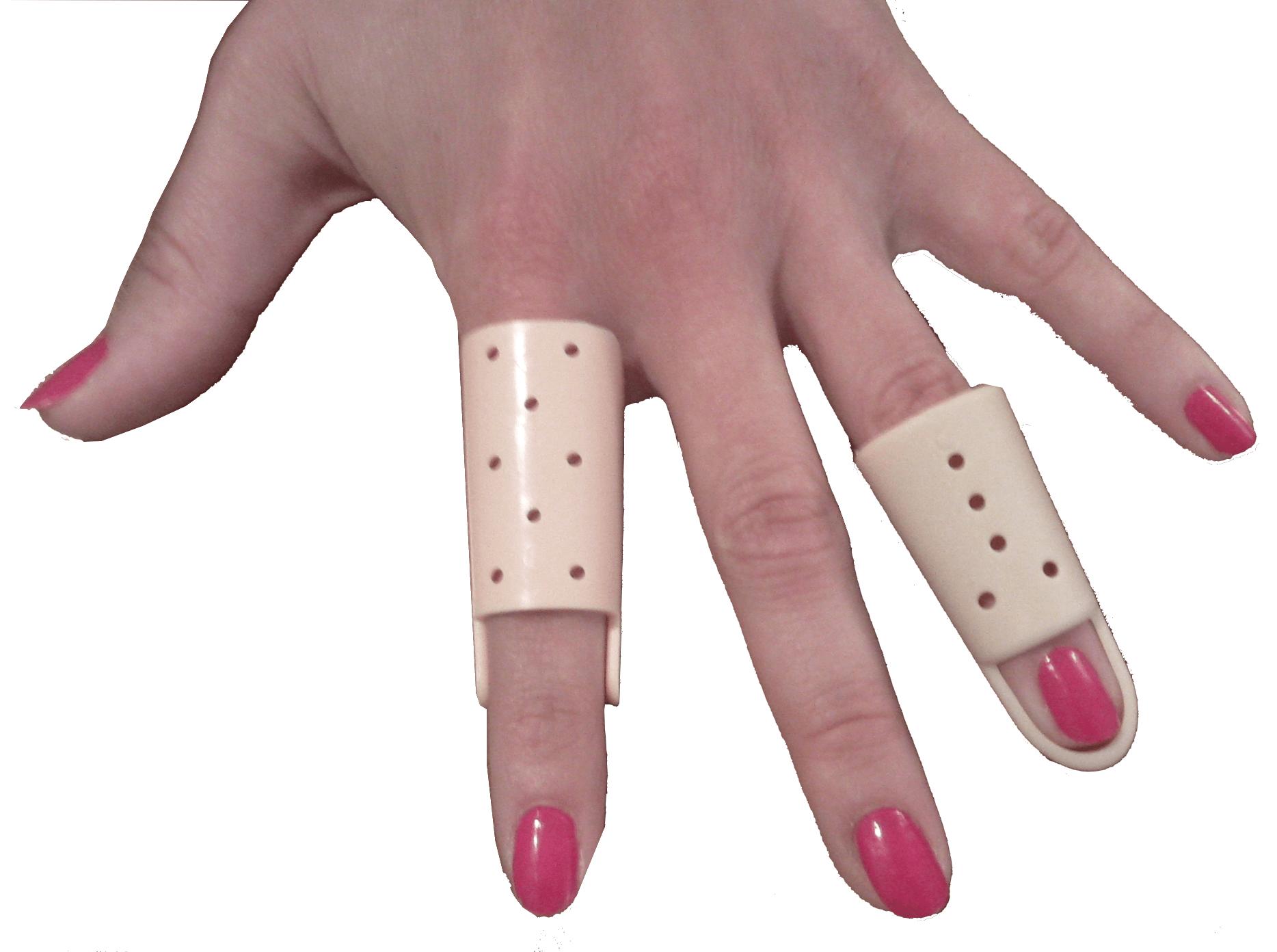 Attelle de doigt, cabinet orthopédique Arras